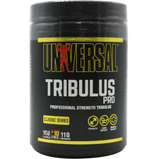 Universal Nutrition Tribulus Pro - 110 Capsules - Natural Hormone Boost