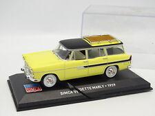 Ixo Presse 1/43 - Simca Vedette Marly 1959