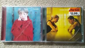 SELF-TITLED & WITHOUT YOU I'M NOTHING - 2 x CD SET BY PLACEBO - FREE UK POSTAGE!