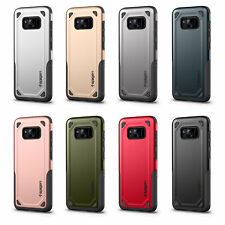 Spigen For Samsung Galaxy S8 PLUS [Hybrid Armor] Case TPU Cover Bumper Slim Shoc