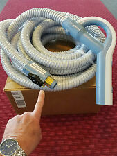 Original OEM 35 Ft Central Vacuum Hose for Aerus Electrolux Direct or Pigtail