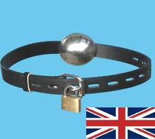 Bille en acier inoxydable gag, verrouillables, basée au royaume-uni navire rapide, emballage decreet