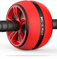 ABS Fitness Abdominal Wheel Exercise Gym Roller Muscle Trainer Ab Roller New
