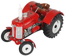 Blechspielzeug - Traktor Zetor 50 super von KOVAP 0385  Traktor Neu und OVP