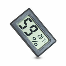 USA 10PCS Mini Digital LCD Thermometer Hygrometer Temperature Humidity Meter