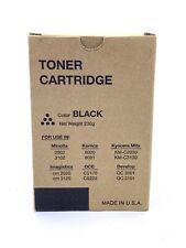Toner Black Minolta CF 2002, 3102, Konica 8020, 8031,Kyocera KM C2030, 3130, K4