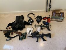 Tippmann X7 + 98 Custom + Thompson Airsoft + Extras!