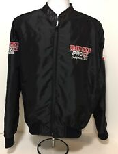 Tony Nowak Ironman 2009 Pro XX California USA Bodybuilding Jacket Arnold XL