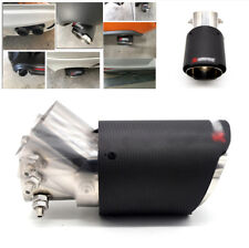 Car 63-101mm End Pipe 100% Brand New High Quality of Stainless Steel Car-Styling