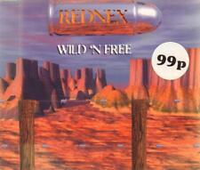 Rednex(CD Single)Wild N Free-New