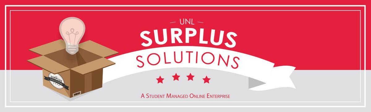 UNL Surplus Solutions