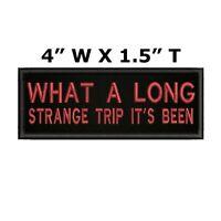 "45# MOTORCYCLE PATCH BIKER TRIKE 4/"" x 1.5/"" I LIKE MY BIKE CLEAN AND WOMEN DIRTY"
