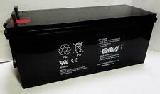 Casil 12v 200ah for Solar Power Battery - Deep Cycle