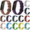 Replacement Bracelet Wrist Strap For Fitbit Charge 3 Watch Band Silicone Sz S/L