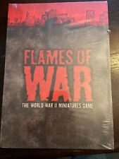 Battlefront FoW WWII Rules Flames of War (3rd Edition) Sealed Rulebooks