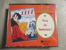 """COFFRET 3 CD """"VIVE LA FANTAISIE : SELECTION DU READER'S DIGEST"""""""