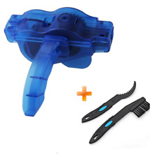 ZK30 Dropshipping Portable Bicycle Chain Cleaner Bike Brushes Scrubber Wash Tool