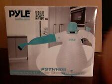 Pyle PSTHH05 Handheld Steamer Birdie Multipurpose Pressurized Steam Cleaner. New