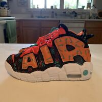 Nike Air More Uptempo What The 90s GS AT3408-800 | Size 6.5Y - Women's US 8