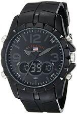 U.S. Polo Assn. Sport Men's US9058 Black Analog-Digital Watch, New