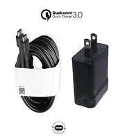Huawei Type C Fast Quick Wall Charger, For LG Nexus 5X 6P P9 S8 Note8 Pixel 2