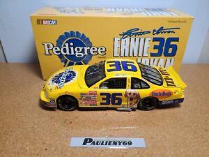 1999 Ernie Irvan #36 M&M Pedigree Pontiac 1:24 NASCAR Action Die-Cast MIB