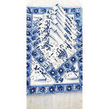 Indian Cotton Canvas Hand Block Print Jaipuri Design Set Of Dining Place Mat Art