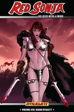 Red Sonja She-Devil with a Sword Volume 8 Blood Dynasty GN Oeming Conan New NM