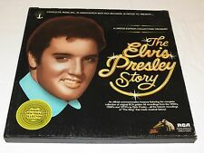 Elvis Presley The Story Candlelite 5 DML5-0263 set LP Album RARE Record vinyl