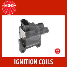 NGK Ignition Coil - U3018 (NGK48280) Block Ignition Coil (Paired) - Single