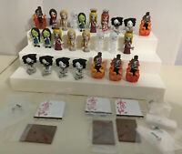Living Dead Dolls Figurines Lot - Full Set - Plus Extras Large Lot