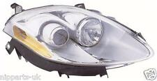 FIAT BRAVO 2007-2010 HEADLIGHT HEADLAMP RH RIGHT O/S OFF SIDE DRIVER SIDE