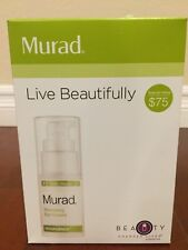 MURAD Renewing Eye Cream $75 Value  0.5 oz New NOOOO box