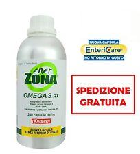 Enervit ENERZONA OMEGA 3 RX (EPA + DHA) 240 capsule da 1 grammo