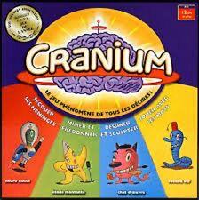 Jeu de société Cranium - Le jeu phénomène de tous les délires - Manque notice