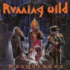 Running Wild Masquerade Double LP Vinyl 2017