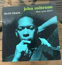 John COLTRANE : Blue Train LP BLUE NOTE  BLP 1577  RVG mono 47 w 63rd