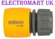 GENUINE HOZELOCK HOSE PIPE END WATER CONNECTOR 2166P9000