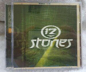 12 Stones Self Titled CD