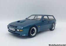 Porsche 924 Turbo Kombi Artz 1981 blau met. - 1:18 Ixo Premium X  > UVP 119,95 <