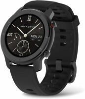Amazfit GTR 42MM 1.2'' Smart Watch Water Resistant 12 Sports Mode USA SELLER