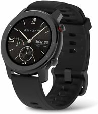 Amazfit Gtr 42Mm 1.2' Smart Watch Water Resistant 12 Sports Mode Usa Seller