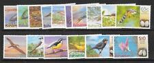 BAHAMAS SG1249/64 2001 BIRDS AND THEIR EGGS MNH