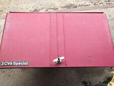 Good  boot lid for Citroen 2cv. 1300+ Citroen parts in Ebay shop