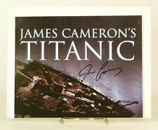 James Cameron Director Signed Autograph  Photo With COA