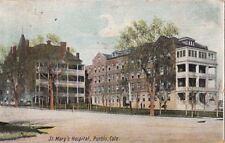 Postcard St Mary's Hospital Pueblo Co