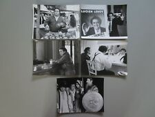 "JACQUES VILLERET MICKY SEBASTIAN ""SACRE LUCIEN"" ENARD LOT DE 12 PHOTOS TV EM"