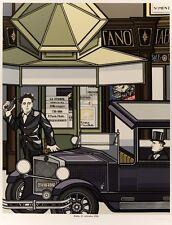 Costantini Flavio Costantini-Roma 11 settembre1926(serigrafia-screen print.)1974