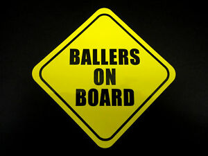 BALLERS ON BOARD Sticker - Gumball 3000, Basketball
