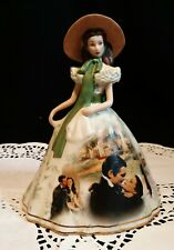"Bradford Editions Heirloom Collection ""Gone With The Wind""Picnic Dress 2004"